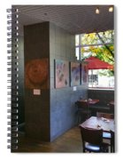 Hapa Sushi Cherry Creek 2 Spiral Notebook