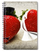 Happily Berry After Spiral Notebook