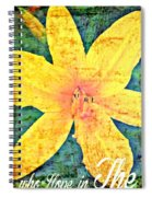 Happy Are We Spiral Notebook