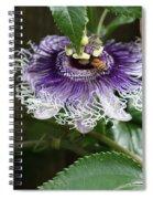 Happy Bee Spiral Notebook