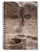 Happy Cliff Spiral Notebook