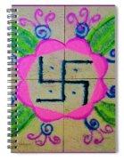 Happy Dhanteras Spiral Notebook
