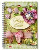 Happy Easter 2 Spiral Notebook