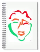 Happy Face Spiral Notebook