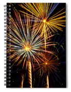 Happy Fourth Of July   Spiral Notebook