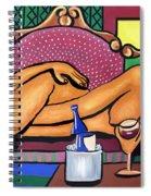Happy Hour Spiral Notebook