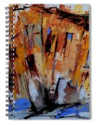 Happy House Spiral Notebook