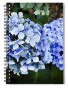 Happy Hydrangea Spiral Notebook