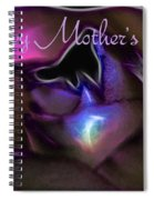 Happy Mothers Day 01 Spiral Notebook