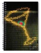 Happy New Year 2015 Spiral Notebook