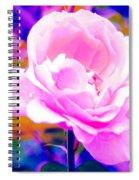 Happy Rose Spiral Notebook