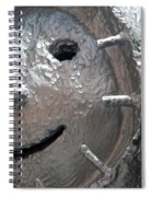 Happy Sculp Right Spiral Notebook