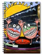 Happy Teeth When Your Smiling Spiral Notebook