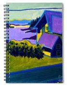 Harbor De Grace Spiral Notebook