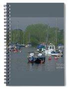 Harbor Rest Spiral Notebook