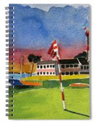 Harbour Town 18th Sc Spiral Notebook