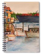 Harbour Spiral Notebook