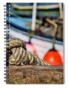 Harbour Knots Spiral Notebook