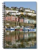 Harbour Mirrored Spiral Notebook