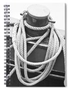 Harbour Rope Spiral Notebook