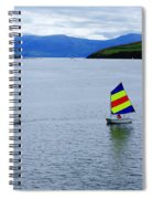 Harbour Sailing Spiral Notebook