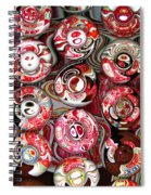Hard Candies Spiral Notebook