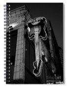 Hard Rock 2 Spiral Notebook