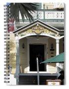 Hard Rock Key West Spiral Notebook
