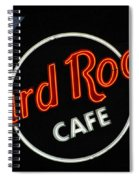Hard Rock - St. Louis Spiral Notebook