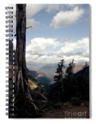 Hard To Live At 7000 Feet Spiral Notebook