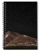 Hardened With Time Spiral Notebook