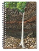 Hardraw Force Yorkshire Spiral Notebook