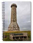 Hardy Monument Spiral Notebook