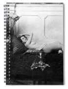 Harem, C1900 Spiral Notebook