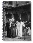 Harems Slave Market Spiral Notebook