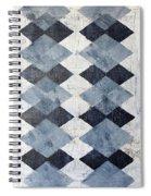 Harlequin Series 1 Spiral Notebook