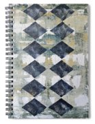 Harlequin Series 2 Spiral Notebook