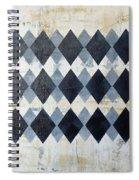 Harlequin Series 3 Spiral Notebook