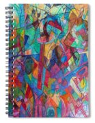 Harmony Despite Differences 1 Spiral Notebook