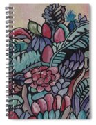 Harmony Hat Spiral Notebook