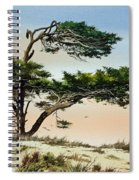 Harmony Of Nature Spiral Notebook