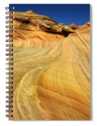 Harmony Of Stone And Light 1 Spiral Notebook