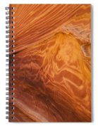 Harmony Of Stone And Light 2 Spiral Notebook