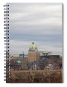 Harrisburg City Spiral Notebook