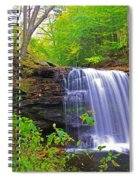 Harrison Wright Early Fall Spiral Notebook