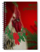 Harry Christmas Wishes Spiral Notebook