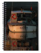 Harry - Lane's Cove Spiral Notebook