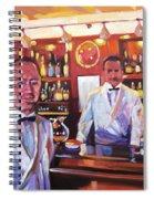 Harry's American Bar Spiral Notebook