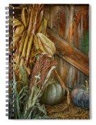 Harvest Corner Spiral Notebook