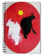 Harvest Dance Spiral Notebook